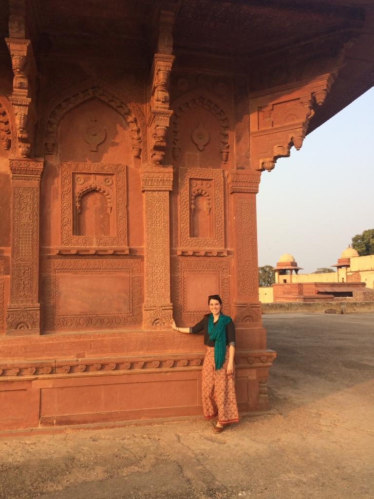 Mughal Palace January 2018